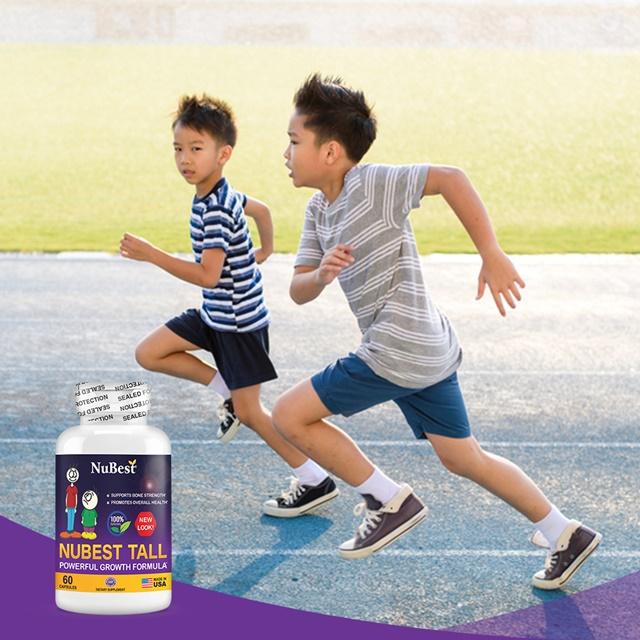 Viên uống NuBest Tall giản pháp tăng chiều cao cho trẻ hiệu quả