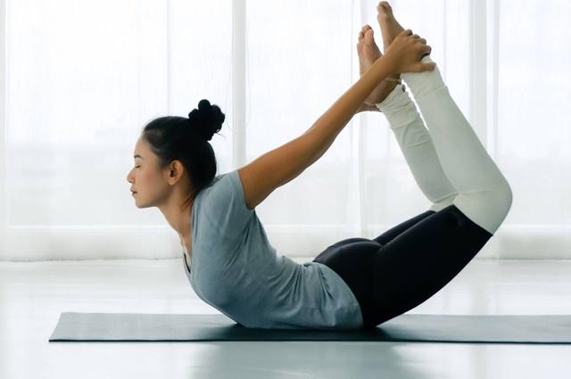 Một số tư thế yoga giúp bạn phát triển chiều cao nhanh chóng