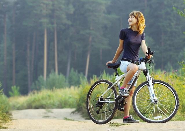 Vận động đạp xe tăng chiều cao tuổi 16 hiệu quả