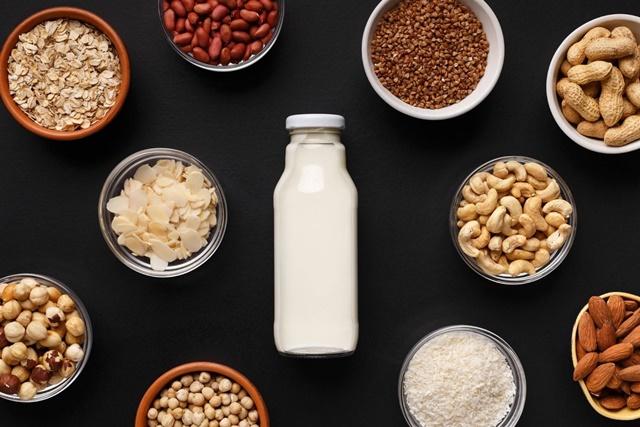 Sữa hạt tự chế biến là sự lựa chọn lý tưởng để bổ sung dưỡng chất cho xương