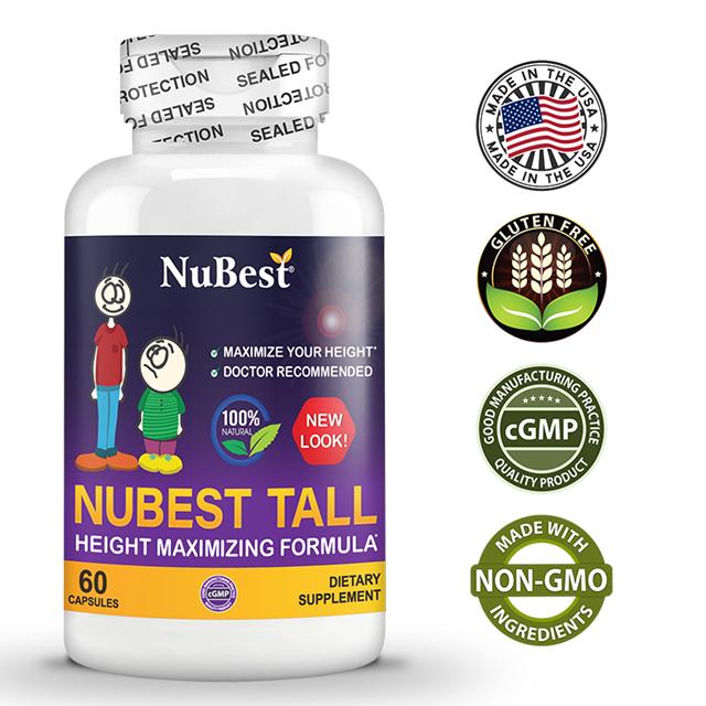 NuBest Tall của Mỹ đang được phân phối chính hãng ở Việt Nam