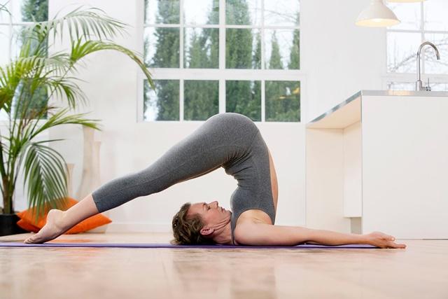 Yoga là môn thể thao giúp cải thiện chiều cao tốt