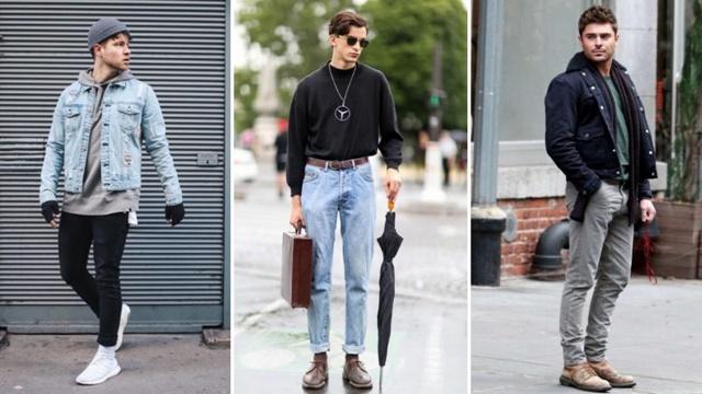 Cách phối trang phục có thể giúp bạn cải thiện chiều cao